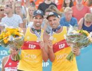 Pablo Herrera y Adrián Gavira, bronce en el Campeonato de Europa