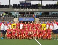 España ya conoce su calendario para el europeo de hockey hierba 2019