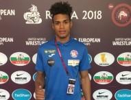 La Selección Española junior de lucha está en Roma para disputar el Campeonato de Europa