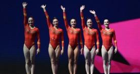 El CG Les Moreres se impone en la segunda jornada de la Primera División de la gimnasia artística femenina