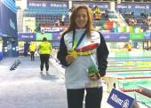 Nuria Marqués conquista el oro en Dublín