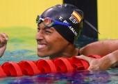 España se corona con tres nuevos campeones y supera las 30 medallas en el europeo de natación paralímpica