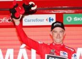 Rohan Dennis vuelve a llevarse la contrarreloj y ya es el primer líder de La Vuelta '18