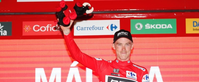 Rohan Dennis, ganador de la primera etapa de La Vuelta '18