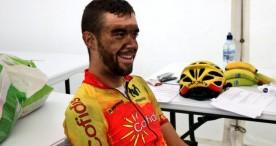 Jesús Herrada, cuarto en el europeo de ciclismo celebrado en Glasgow