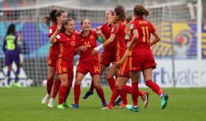 España se mete en semifinales del mundial sub-20 femenino