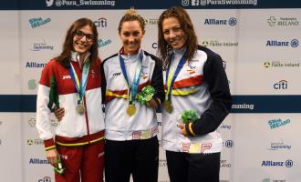 Un botín de 52 medallas para España en Dublín