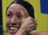 Jessica Vall, plata en el europeo de Glasgow de natación