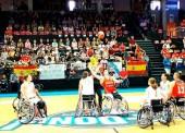 España cae ante Holanda en su debut en el mundial de baloncesto en silla de ruedas