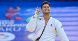 Niko Sherazadishvili, primer español que se proclama campeón del mundo de judo