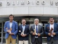 Presentado el I Festival Internacional de Cine de Atletismo (FICA) en el COE