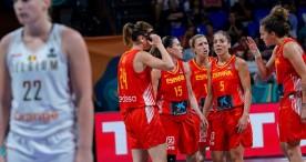 España no puede con el acierto belga