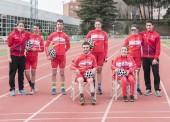 Una veintena de deportistas participan en las jornadas de iniciación al ciclismo paralímpico en el CAR de Madrid