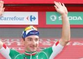 Otro sprint final, otra victoria para Viviani.