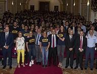 La UCAM y el COE proponen implantar en Alcorcón 'La Universidad del Deporte'