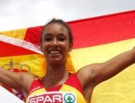 María Vicente, abanderada española en los JJOO de la Juventud 2018