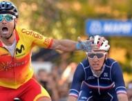 Alejandro Valverde, campeón del mundo en Innsbrück