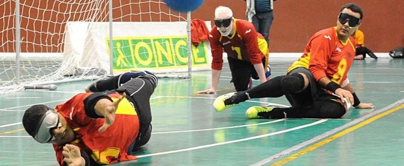 Tercer puesto para España en el Europeo B de goalball