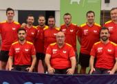 Los palistas españoles, listos para el Mundial