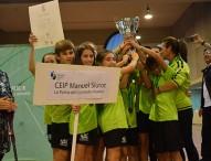 El CEIP Manuel Siurot se corona tricampeón de la Olimpiada Escolar Andaluza