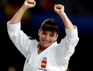 Sandra Sánchez, campeona del mundo; Damián Quintero, plata