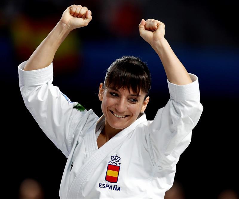 Sandra Sánchez. Fuente: EFE