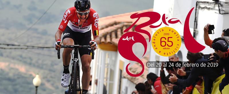 Vuelta Andalucía 2019. Fuente: Deporinter