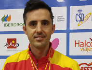 Dos preseas para Jose Manuel Ruiz en el Open Internacional de España