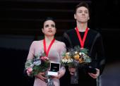 Sara Hurtado y Kirill Jalyavin y Felipe Montoya consiguen su pase para los Juegos