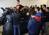 El CAR de Madrid incorpora 2 máquinas Alter G de última generación