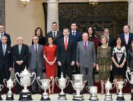 Rafa Nadal, Sandra Sánchez, Jon Rahm, Juan Mata, Keylor Navas, Premios Nacionales del Deporte