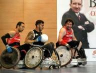 Abre el telón la primera liga española de rugby en silla