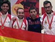 3 medallas para España en el Open Africano de Taekwondo Paralímpico