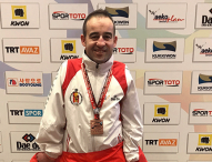 Álex Vidal, bronce mundial