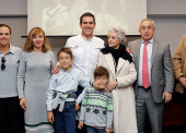Emocionante despedida de Fernando Echávarri