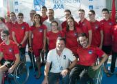 Jacobo Garrido, mejor nadador en el Campeonato de España AXA de Promesas Paralímpicas