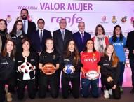 'Valor Mujer', un programa que impulsa el arbitraje femenino