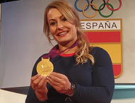 """Lydia Valentín: """"Por justicia, Craviotto o yo deberíamos ser abanderados en 2020"""""""