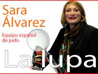 """Sara Álvarez: """"Tenemos el mejor equipo que hemos tenido jamás y vamos a por las medallas"""""""