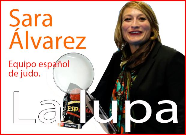 Sección La Lupa con Sara Álvarez.
