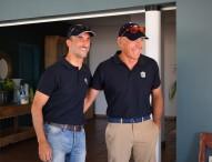 Ángel Medina y Carlos Toro, dos deportistas con perfil aventurero