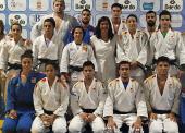 Las medallas, único objetivo de España en el europeo de judo