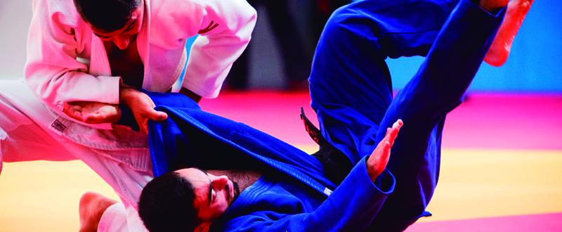 Campeonato de España de Judo para Ciegos. Fuente: Fedc