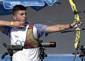 Miguel Alvariño, abanderado en Minsk