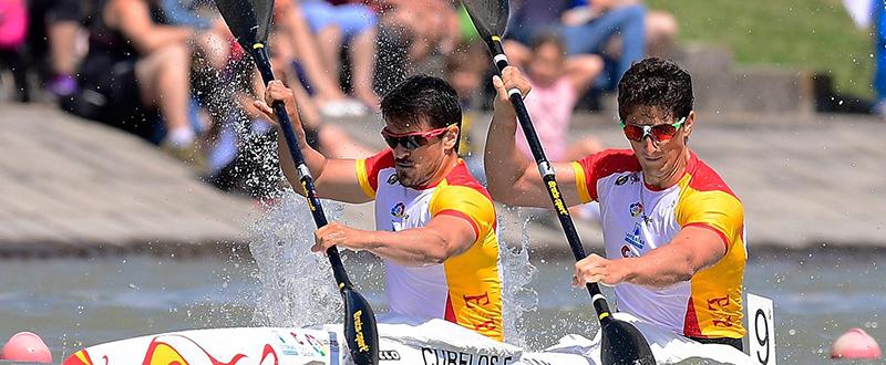 Paco Cubelos e Íñigo Peña. Fuente: ICF