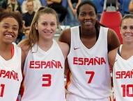 España se medirá en cuartos a Alemania en 3x3 femenino
