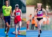 Adiaratou Iglesias, campeona de Galicia en 100 y 200 metros