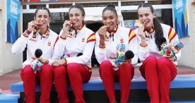 El FOJE de Bakú 2019 salpica más 21 medallas para España
