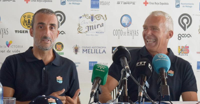 Carlos Toro y Ángel Medina. Fuente: Torosup