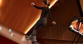Joven promesa del patinaje español triunfa en el Ria Talent Fest